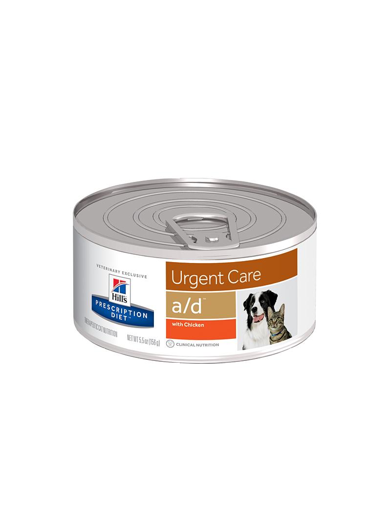 Hill S Canine Feline A D Urgent Care 5 5oz X 24 Cans Prescription Food
