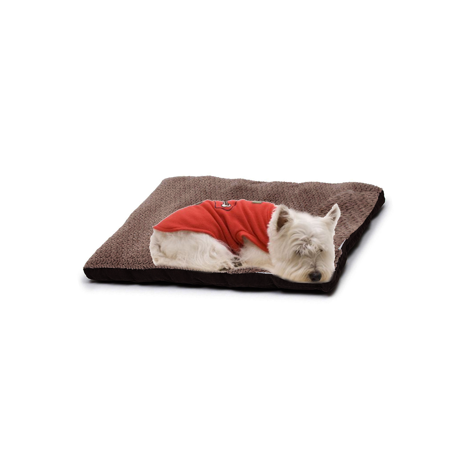 Vetbed Dog and Cat Bedding (Brown) 26 x 20