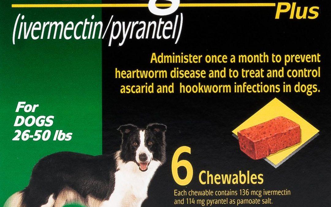 Heartgard Plus Chew Green 11-22kg (Prescription Needed)