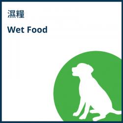 狗罐頭食品