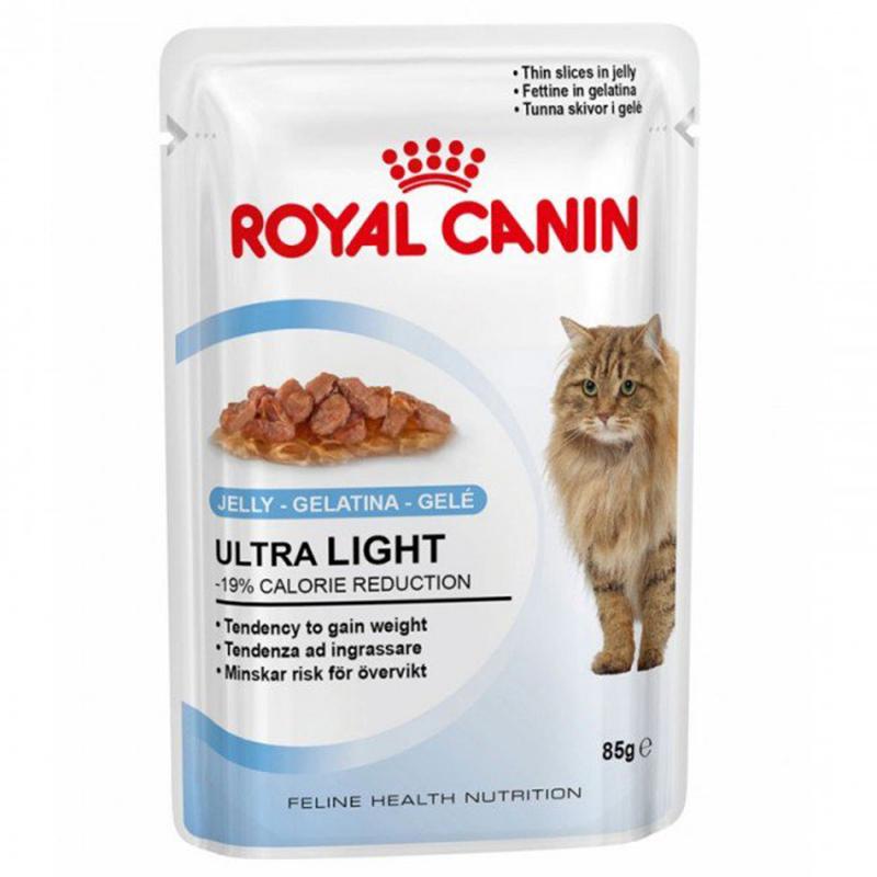 Royal Canin Feline Ultra Light Jelly Pouch Ph03j 85g